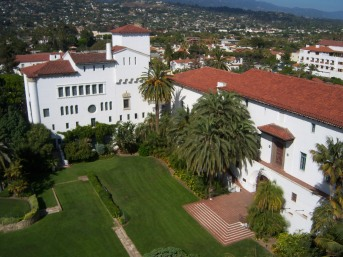 Santa Barbara Courthouse 1
